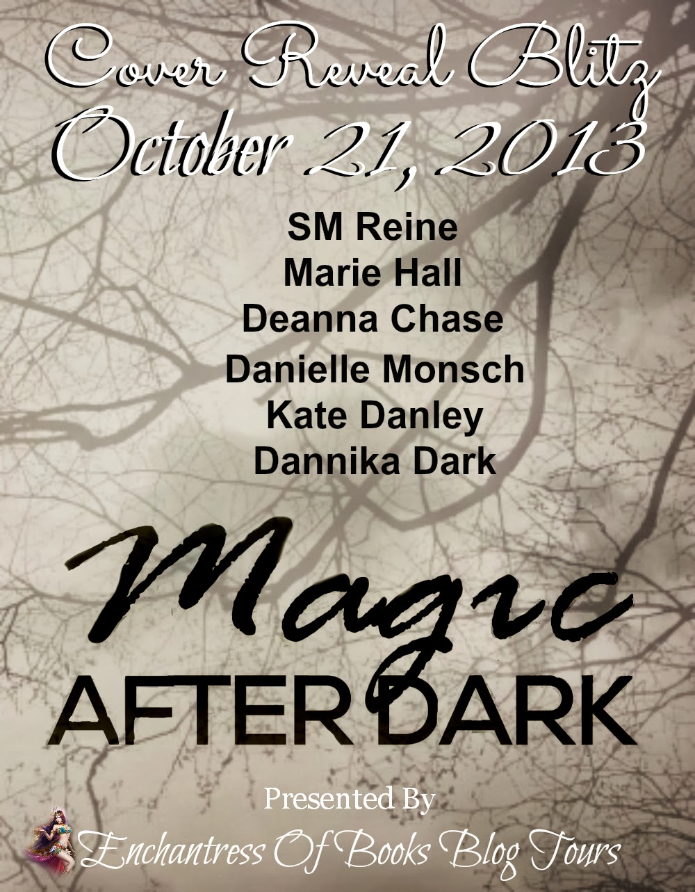 Cover Reveal: Magic After Dark