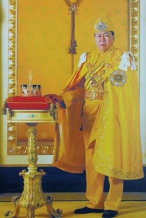 Sultan Selangor Darul Ehsan.