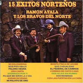 ramon+ayala+15+exitos+norte%25C3%25B1os Discografia Ramon Ayala (53 Cds)