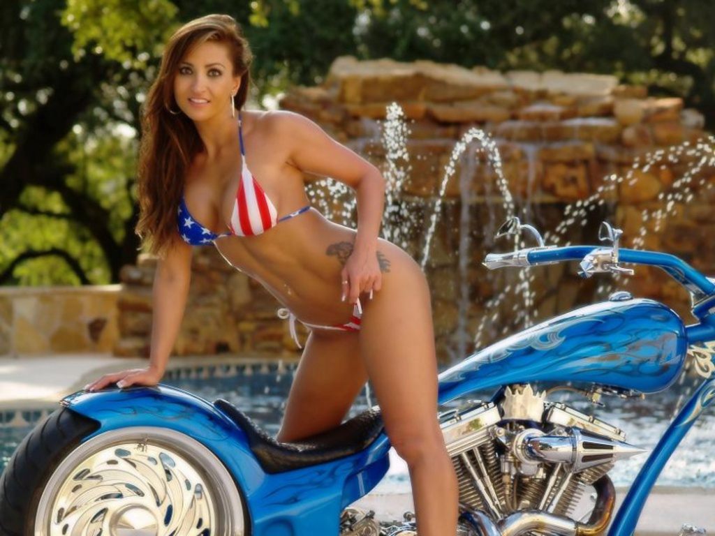 bike week picsclass=hotbabes