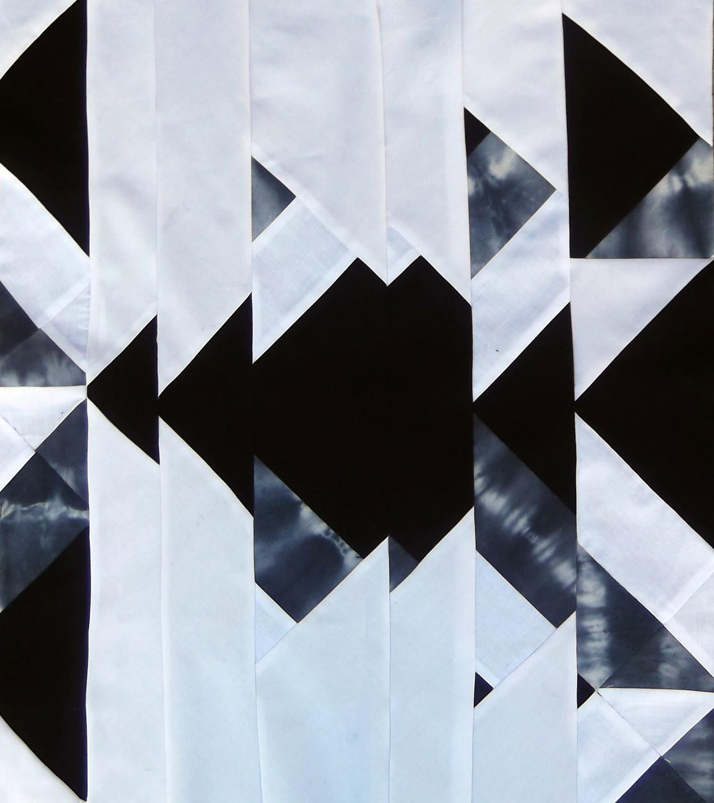 τέχνη με ύφασμα, patchwork, patchwork ασπρόμαυρο, patchwork σχέδια