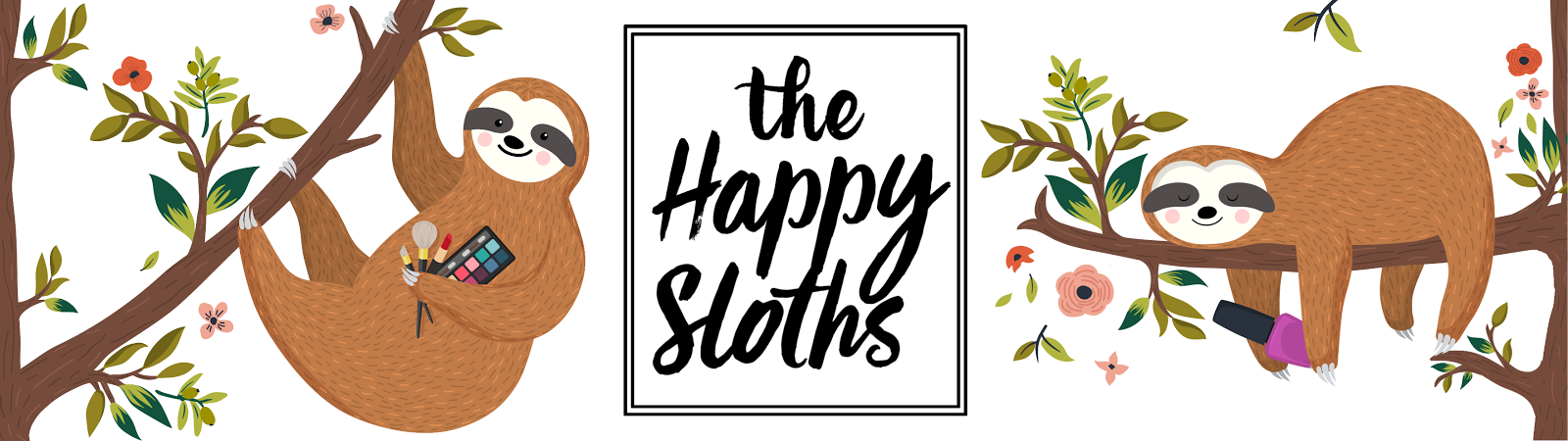 Beauty & Makeup Review Blog, Swatches, Beauty Product Reviews - The Happy Sloths