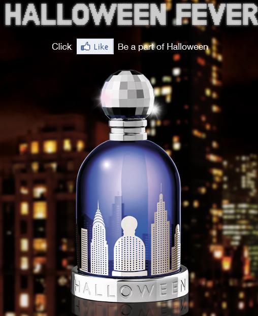 No te pierdas la página de Facebook del perfume