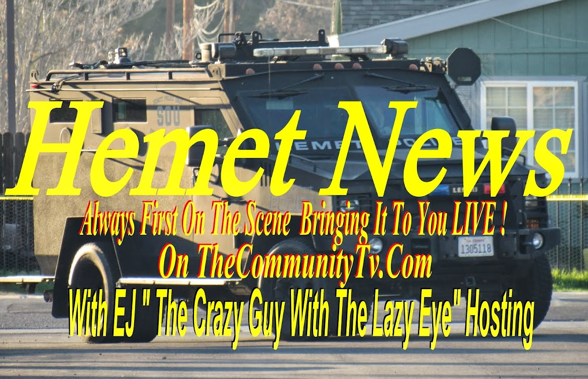 HEMET ONLINE RADIO / The Community Tv
