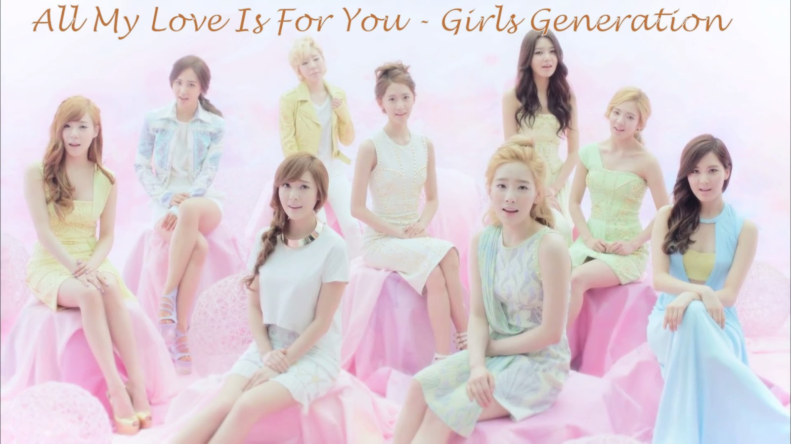 Download Music Video Girls Generation - All My Love Is For You (High