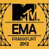 MTV Europe Music Awards divulga a lista de indicados