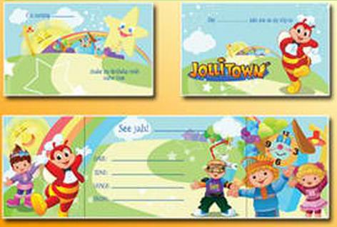 Party planning for yuris 6th birthday the adventures of bogzy the the images for jollitown invitation birthday invitation card jollibee stopboris Choice Image