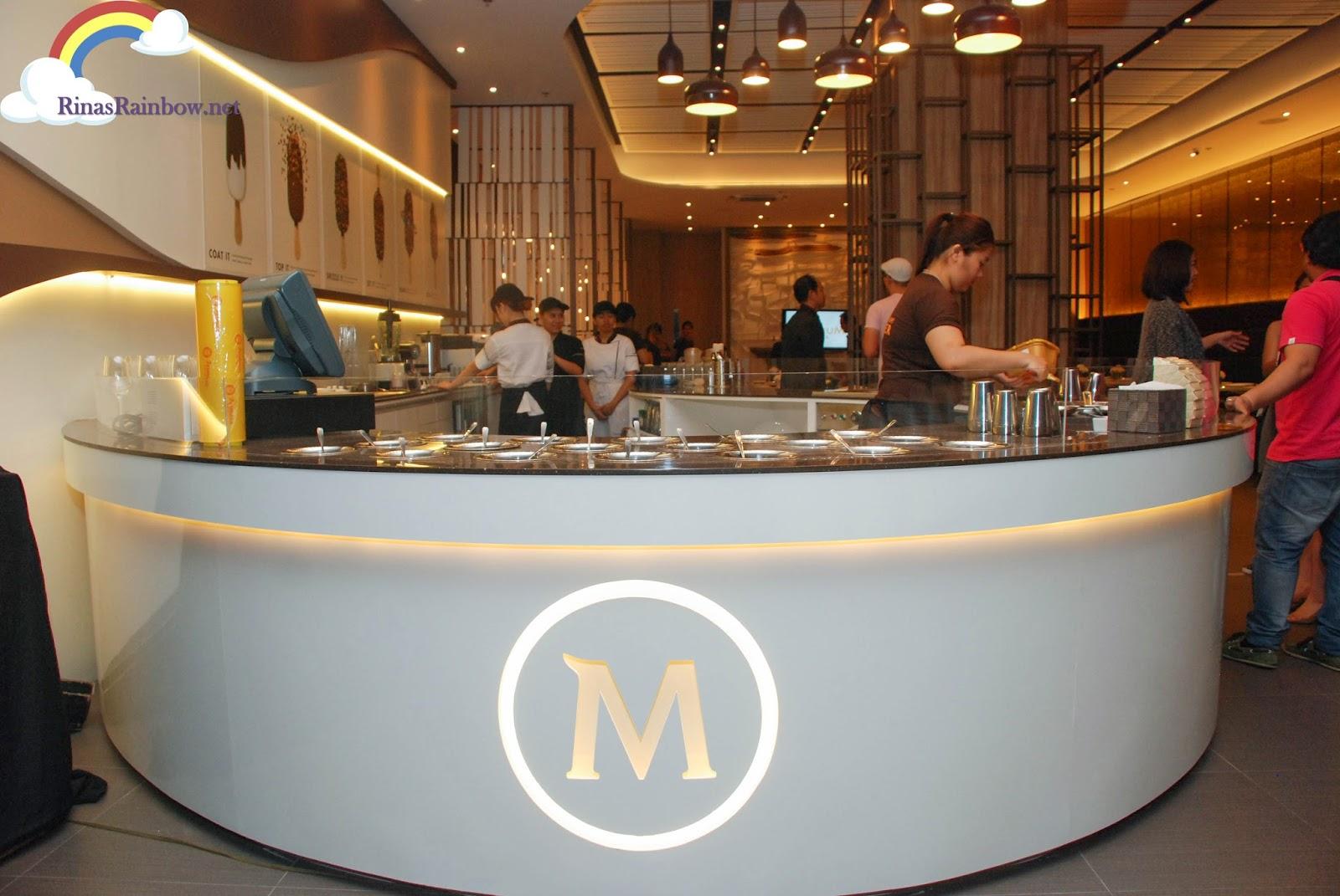 magnum manila #makemymagnum