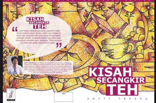 Kumpulan Cerpen-Kisah Secangkir Teh by Softi Tresna