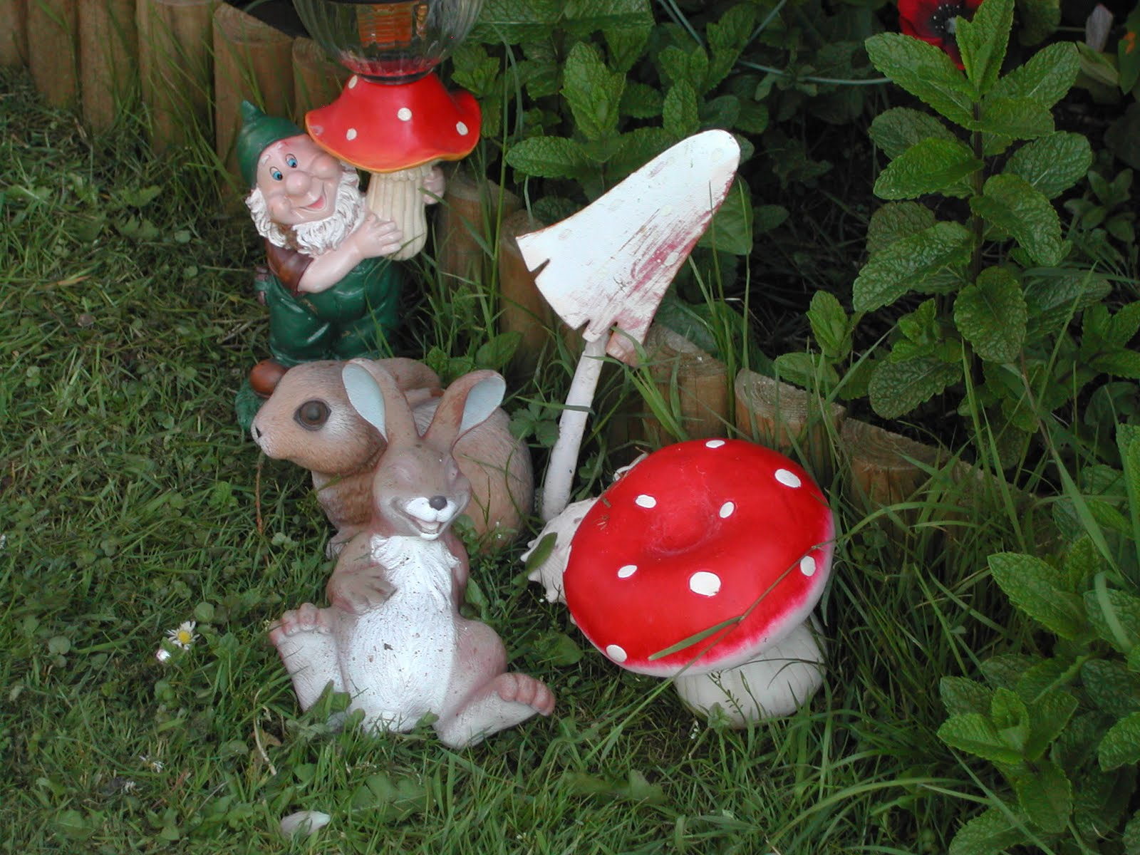 thriftymissus tales from toadstool house toadstools fairies