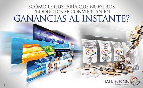¡Talk Fusion, Tu Oportunidad de Negocio!