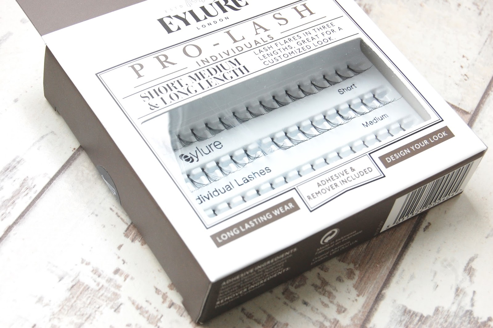 Throughneweyesx Eyelure Eyelash Extensions Review