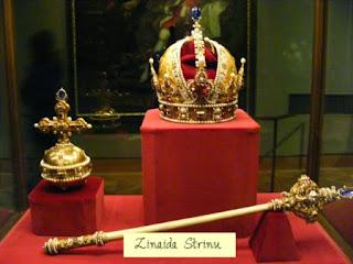 coroana-si-insemnele-regale-ale-lui-carol-cel-mare