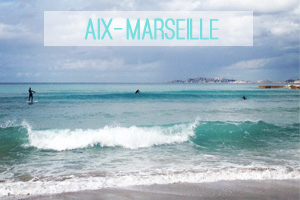 city guide Aix-Marseille