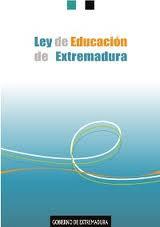 LEY EDUCACIÓN EXTREMADURA