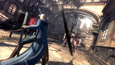 Free Download Devil May Cry 4 Special Edition For PC