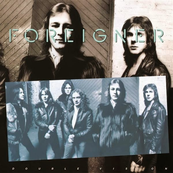 Foreigner - Double Vision on WLCY Radio