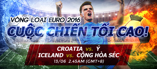 Kèo thơm dự đoán Croatia vs Italy