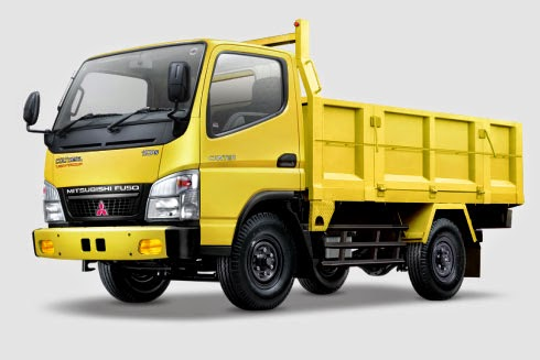 Kredit Mitsubishi Colt Diesel FE 71 110 PS 4 Ban Engkel