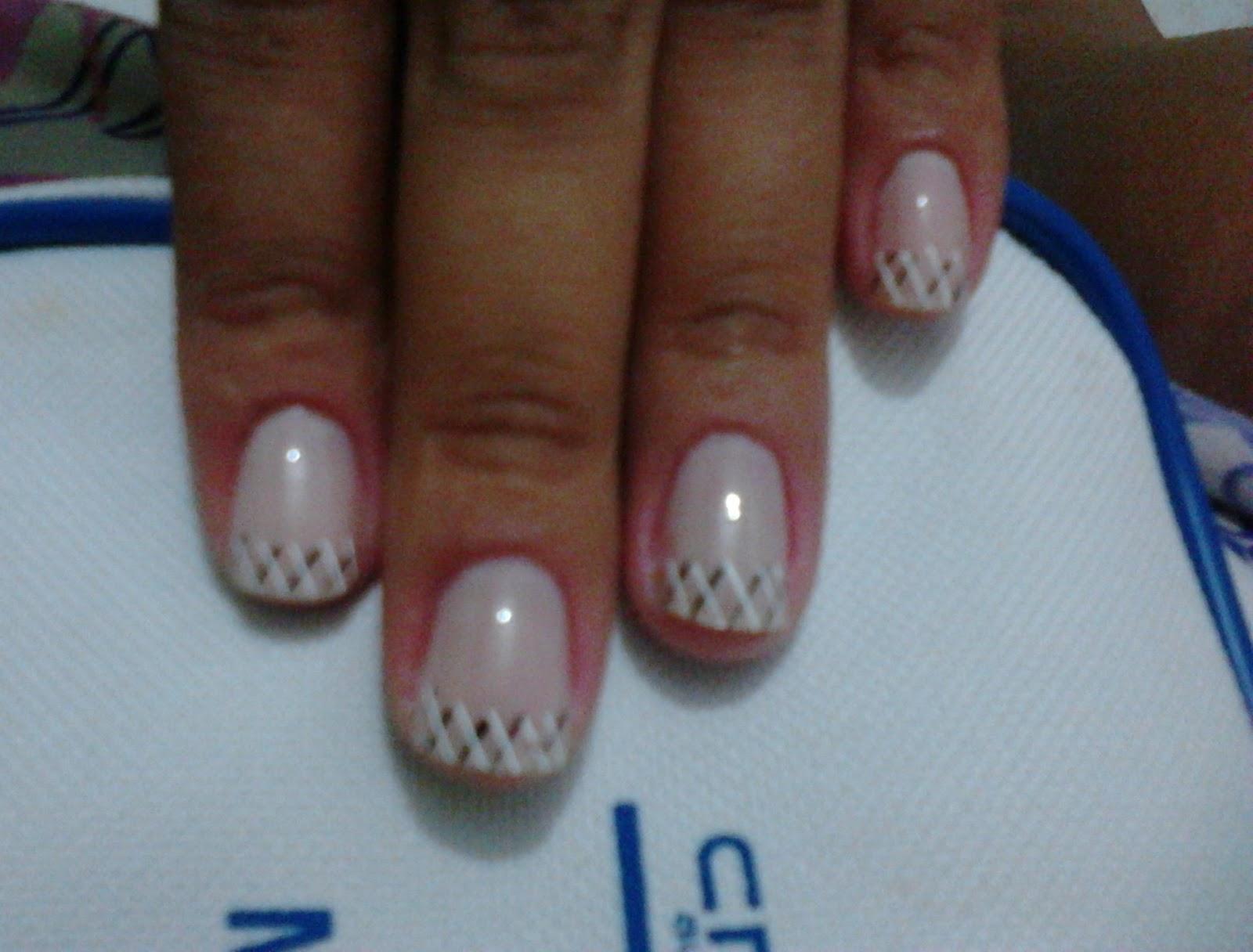 lindas unhas decoradas unhas delicadas