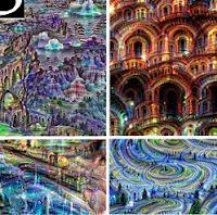 Google dan Facebook melakukan Inovasi membuat jaringan saraf (AI) dikomputer untuk menciptakan seni yang indah