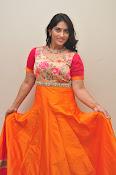 New Heroine Sri Sudha sizzling pics-thumbnail-17