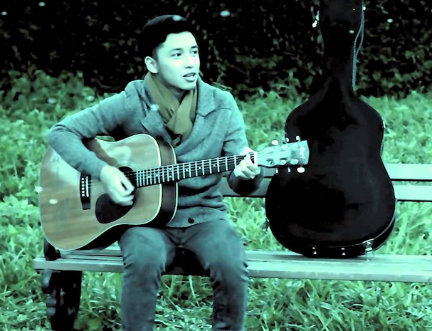 Chord/kord Kunci Gitar Lagu Hivi-Mata Ke Hati