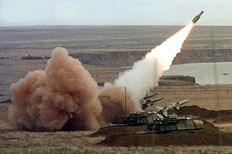 missile BUK