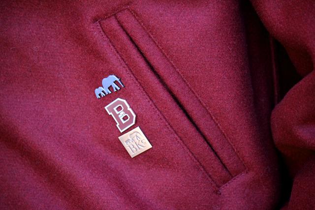 """The Brooklyn Circus """"BKc F.A.P.Varsity Jacket""""size M 56,160yen"""
