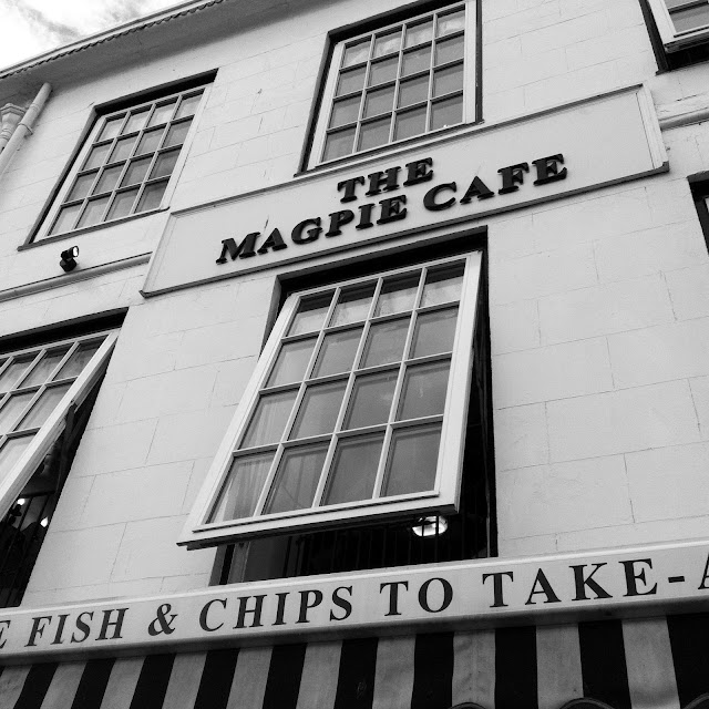 Magpie, Whitby, fish and chips, Magpie Cafe, fish and chips take-away, Whitby fish and chips