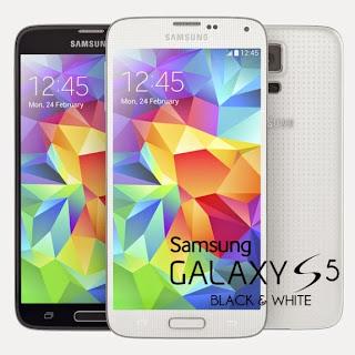Samsung Galaxy S5 Membuat Ice Bucket Challenge Mencabar iPhone 5S HTC One M8 dan Nokia Lumia 930