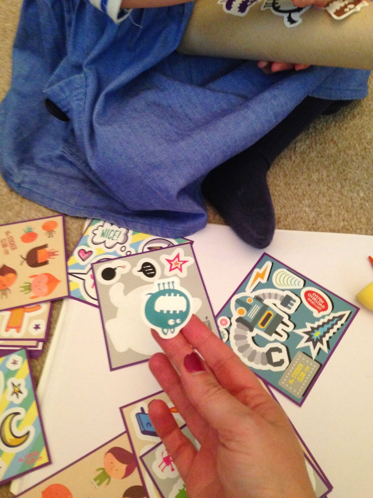 mamasVIB   V. I. BUSY BEES: Wanna join The Sticker Club? Here's how… and giveaway too!   the sticker club   sticker subscriptions   stickers for kids   playtime   stickers   messy play   things to do with kids   sticker club   stickers   stickers in the post   post   subscription   stickers in the mail   mamasVIB