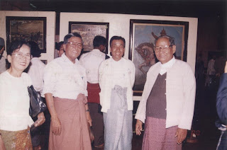 Maung Swan Yi – BBS U Kyaw Oo
