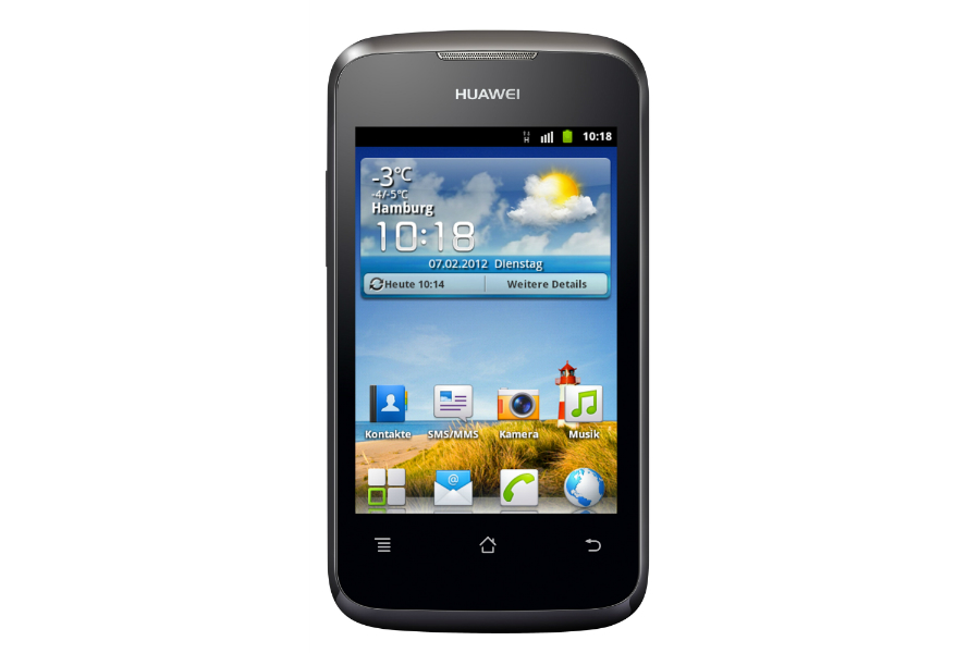 Huawei Ascend Y200 - Pocket and Mini-Optimus killer?