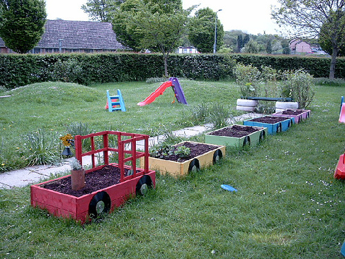 Penn yan community garden inspiring garden ideas for kids for Community garden designs