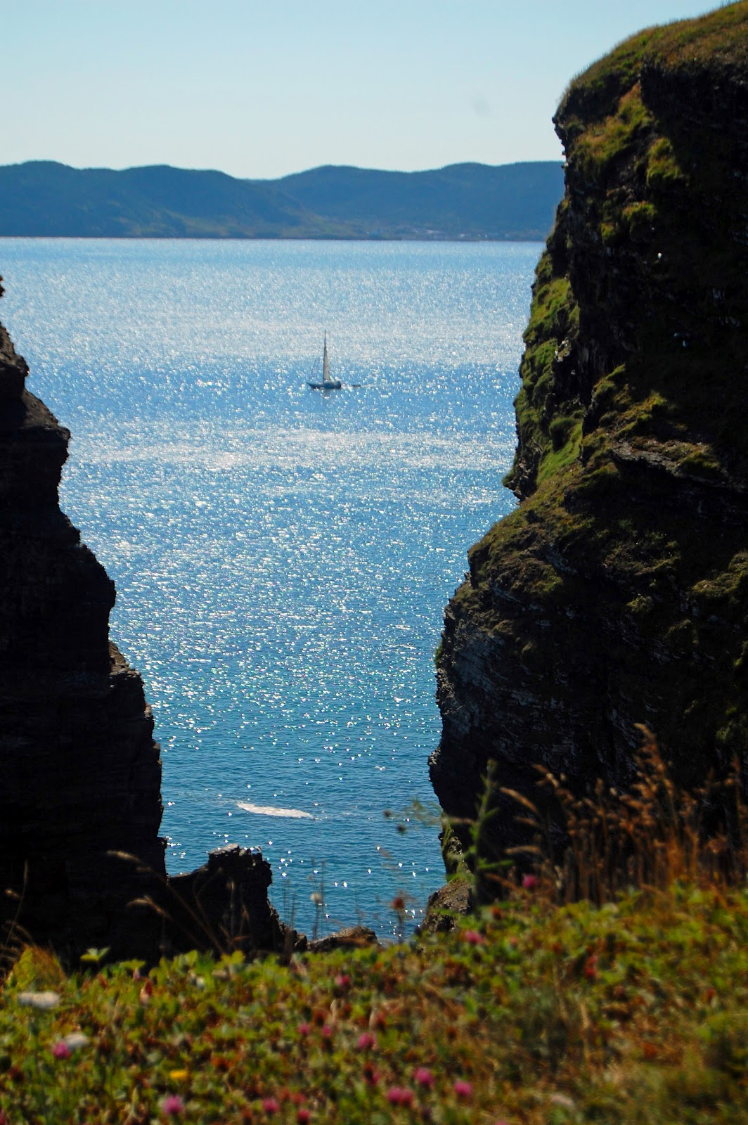 how to get to bell island newfoundland