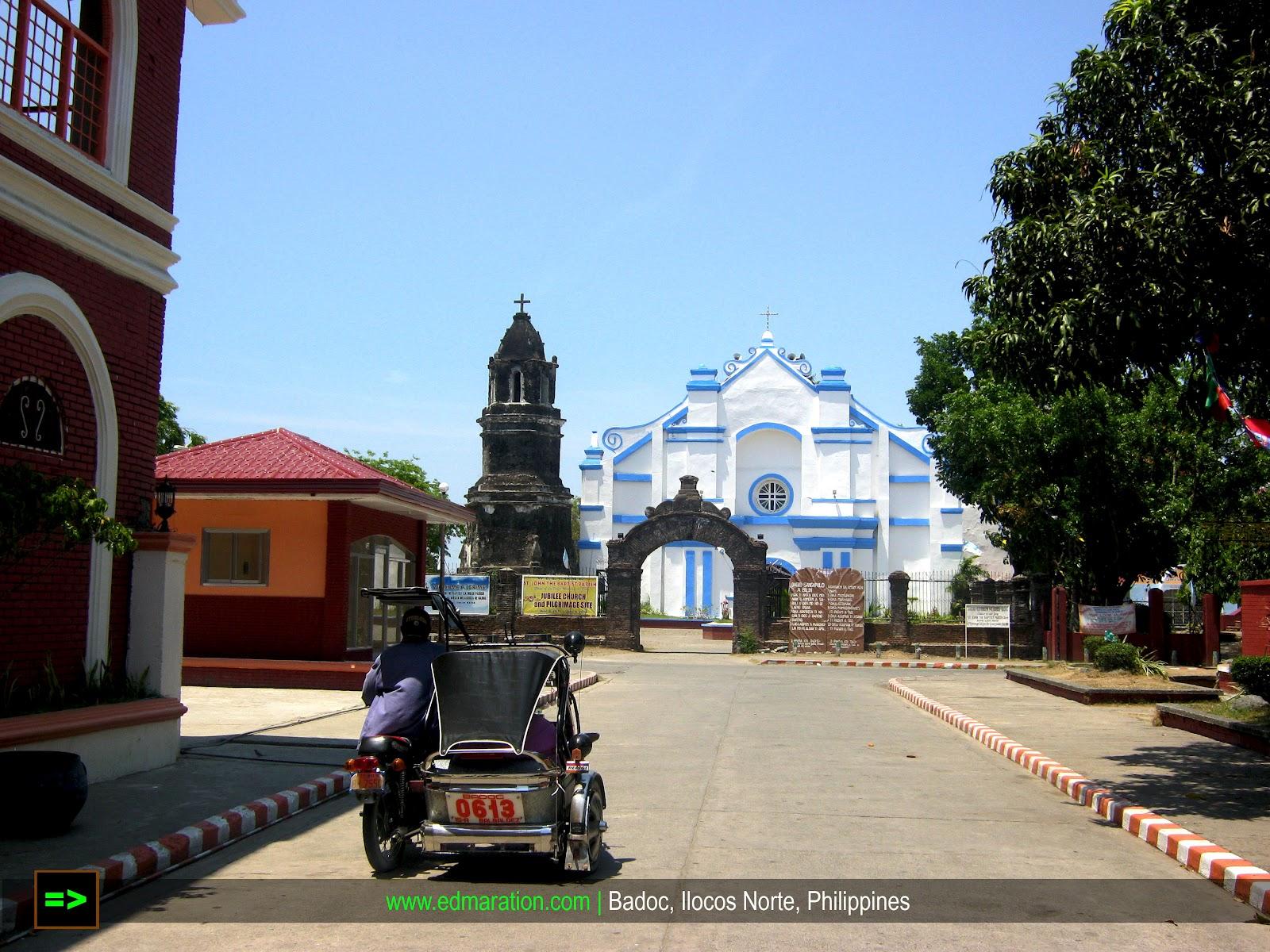 Badoc Church