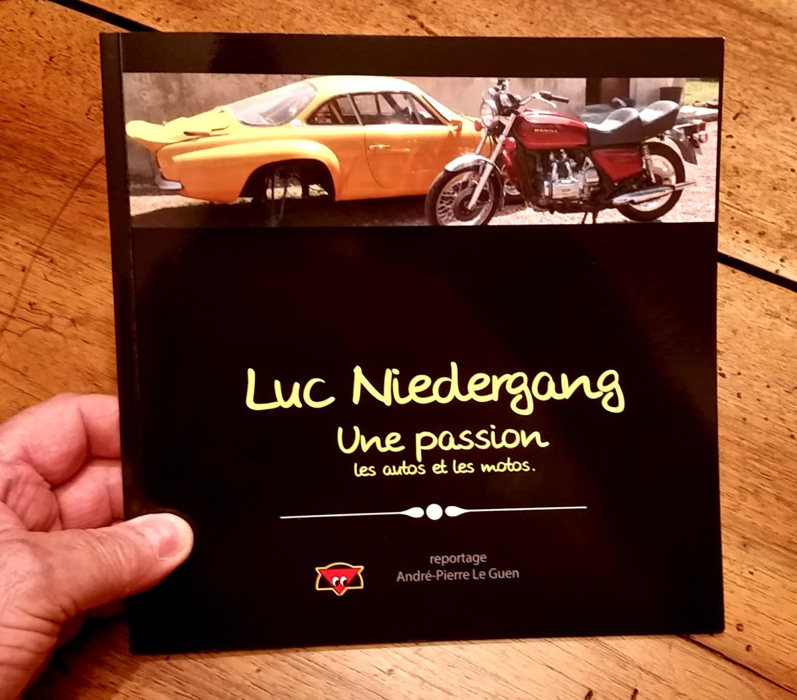 Le livre de Luc Niedergang