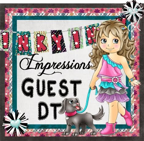 Inky Impressions Guest DT