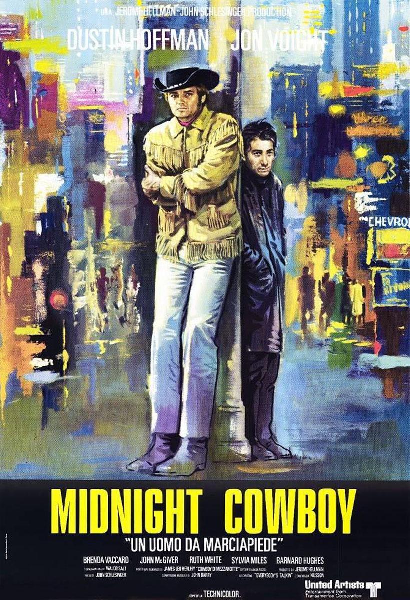 movie posters midnight cowboy 1969