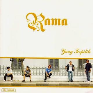 Chord dan Lyric lagu Rama - Bertahan