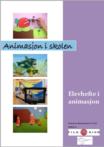 Elevhefte i animasjon