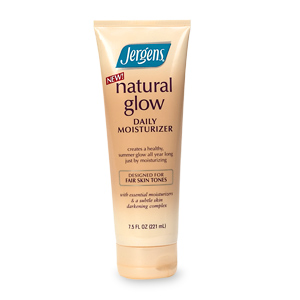 Jergens Natural Glow Mousse On Face