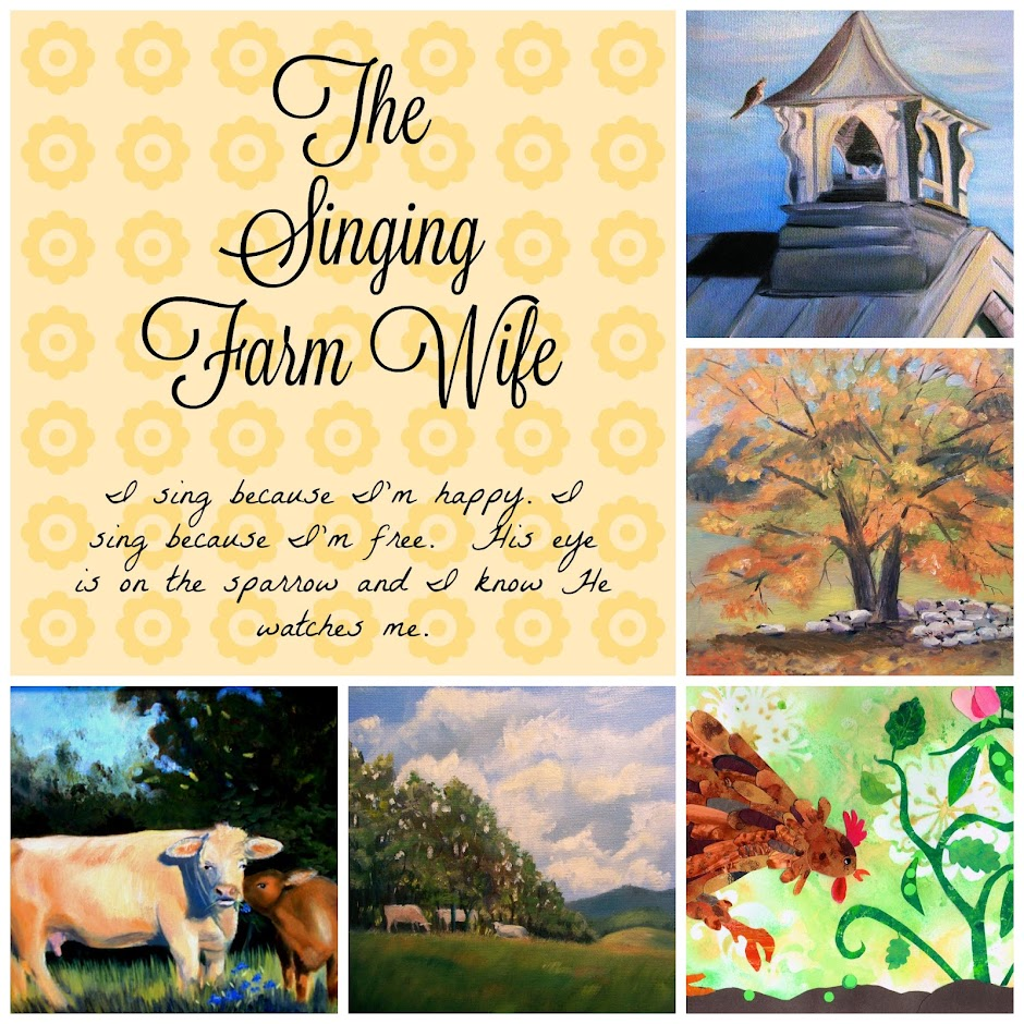 singing farmwife