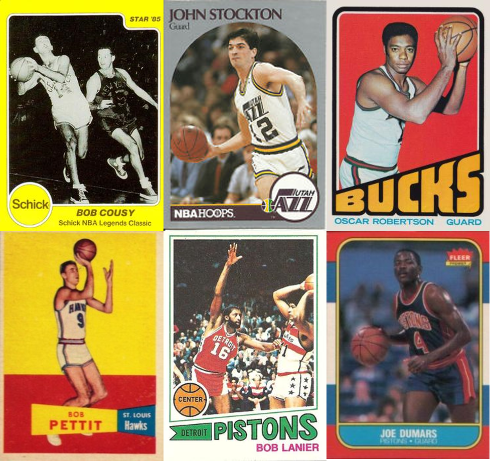 Putz Blog The Fifteen Best NBA Teams All Time If Those Teams