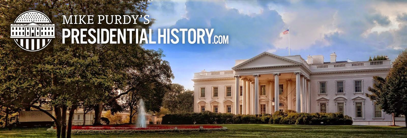My Presidential History Blog