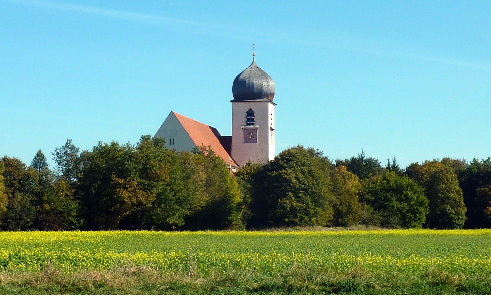 Excursions munich glise leiden christi obermenzing tourisme baviere - Office de tourisme munich ...