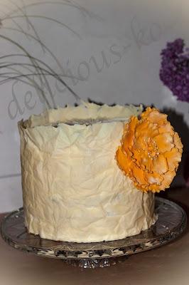 delicious cakes and more wei eschokolade ananas torte. Black Bedroom Furniture Sets. Home Design Ideas
