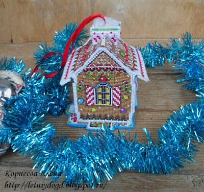 Пряничный домик фото от PANNA