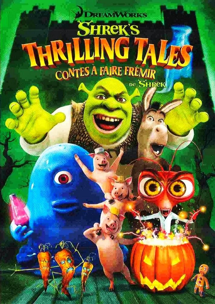 Shrek: Contos de Terror – Legendado